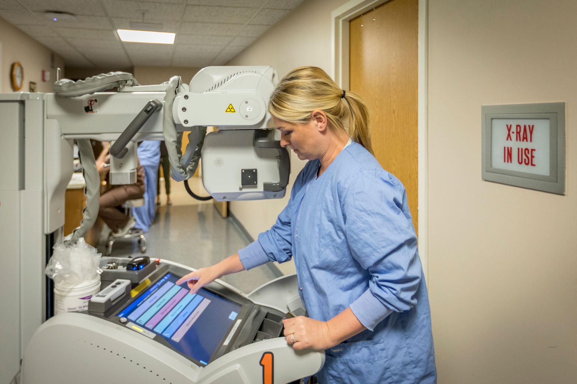 Trinity Health Radiologic Technology Program - Trinity Health